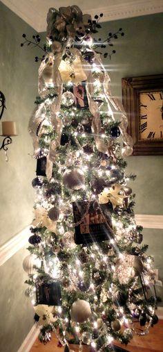 Unwind with Design Celebrating Christmas, Christmas 2015, Christmas Stuff, White Christmas, Christmas Trees, Christmas Crafts, Christmas Decorations, Holiday Ideas, Holiday Decor