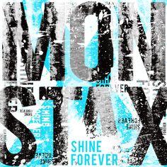 MONSTA X – SHINE FOREVER [Repackage] (2017.06.19)
