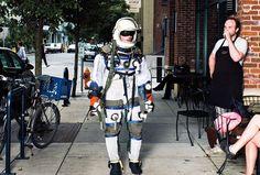 Cameron Smith, Urban Astronaut | Space Oddity | The Pearl