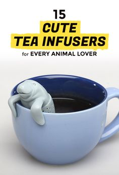 15 Cool Tea Infusers for Every Animal Lover | Extra Crispy