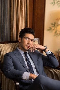 Hairstyles Men Asian Godfrey Gao Ideas For 2019 - New Site Handsome Asian Men, Sexy Asian Men, Sexy Men, Handsome Men In Suits, Asian Men Fashion, Asian Guys, Godfrey Gao, Asian Male Model, Latino Men