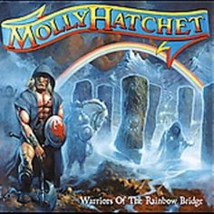 Great Album Cover from Molly Hatchet