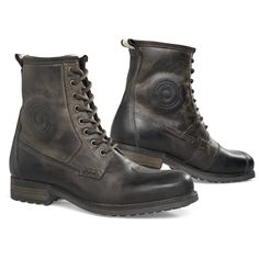 The new REV'IT! Rodeo Boots are another welcome addition to the growing collection of protective motorcycle gear that can be worn on or off the bike – with the casual observer being none the wiser. Designed to evoke the look of vintage military footwear, each pair of Rodeo Boots is made from Apache batido cowhide...
