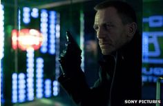 Viewpoint: James Bond fails the tech test in Skyfall - BBC News - Technology