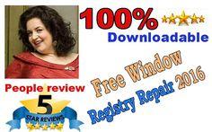 Free Window Registry Repair 2016 How to get pro