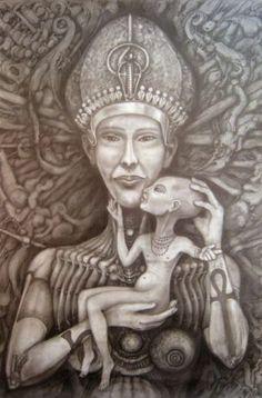 Ideas Hidden Black History Civilization For 2019 Ancient Aliens, Aliens And Ufos, Ancient Egypt, Ancient History, Ancient Mysteries, Ancient Artifacts, Black History, Art History, Alien Art