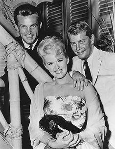 Connie Stevens played Cricket Blake on the TV Series Hawaiian Eye - 1959-1963.