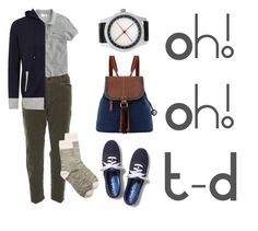 """""""Oh My"""" by pichimichiko on Polyvore featuring J.Crew, Mother, Free People, Keds, The Sak, Blue, ootd, corduroy and periodclothes Keds, Corduroy, J Crew, Free People, Ootd, Polyvore, Blue, Clothes, Fashion"""