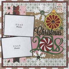 NEW Christmas 2018 - Sensible Crafting Scrapbook Examples, Love Scrapbook, Disney Scrapbook Pages, Scrapbook Designs, Scrapbook Sketches, Scrapbook Page Layouts, Scrapbook Supplies, Scrapbook Cards, Christmas Paper Crafts