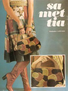 Samettia: 70-luvun mainoksia