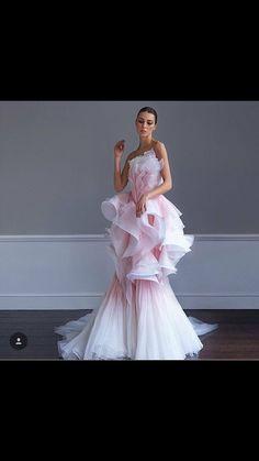 Stunning pink dress