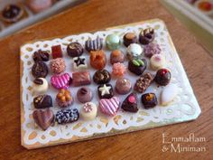 The Mini Food Blog: Happy Valentine's Day ~ Emmaflam & Miniman