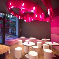 Ý tưởng thiết kế nhà hàng quán ăn cho giới trẻ