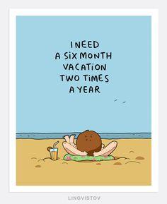 Doodle Prints - Shop.lingvistov.com #funny, #illustrations, #doodles, #joke, #humor, #cartoon, #cute, #comics, #print, #gifts, #posters, #quote, #travel, #beach, #vacations