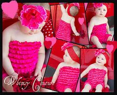 Ruffle romper pattern! I really need to get into sewing so I can start making these outfits