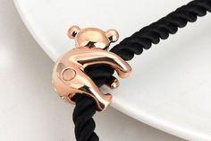 Koala Jewelry - Koala Crystal 18K Rose Gold Plated Pendant Necklace