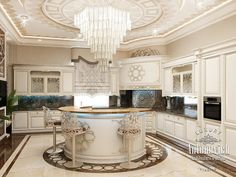 Kitchen Design in Dubai, Luxury Kitchen & Dining, Photo 1