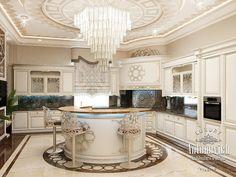 Etonnant Kitchen Design In Dubai, Luxury Kitchen U0026 Dining, ...