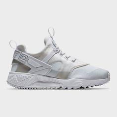buy online ff68d 85b92 Authentic Nike Air Huarache Utility Size Mens 806807-100 Triple White 9 9.5  11
