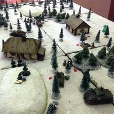 Bolt Action Winter game...