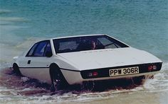 This Bond film saw Roger More take over from Connery and the Lotus Esprit S1 was his vehicle of choice. Description from zigwheels.com. I searched for this on bing.com/images