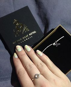 T h e s e N a i l s   Love these nails!! Mary Jane as worn by the lovely @lollie_3  Shop here  http://ift.tt/2oonkJ8 #bloodymarymetal #teambmm