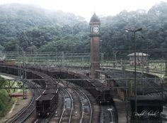 Estação de Paranapiacaba, São Paulo, Brasil