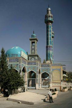 Ebu bekir sddk mosque orlu tekirda camii mosque masjid mosque baalbek lebanon by bill hocker altavistaventures Image collections