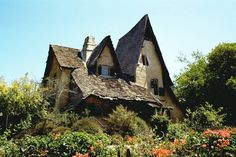 *Storybook house, also known as the witches house