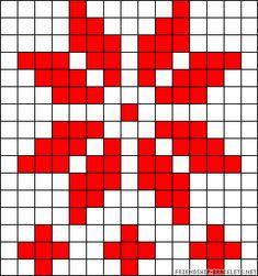 Cross Stitch Charts, Cross Stitch Designs, Cross Stitch Patterns, Quilt Patterns, Fair Isle Knitting Patterns, Knitting Charts, Fair Isle Chart, Embroidery Stitches Tutorial, Tapestry Bag