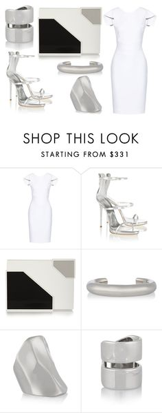 Sans titre #1026 by carla-afonso on Polyvore featuring mode, Antonio Berardi, Giuseppe Zanotti, Lee Savage and Jennifer Fisher
