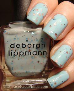 Deborah Lippmann Glitter in the Air