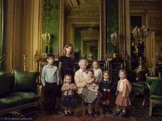 (photos) 90 ans de la reine Elizabeth : George, Charlotte, et tous les autres…