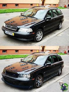 Volvo By Horigoshi Volvo Wagon, Volvo Cars, Carros Bmw, Volvo V40, Station Wagon, Cars And Motorcycles, Sweden, Automobile, Vehicles