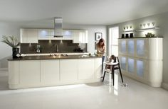 Wren Kitchens- Like the gloss