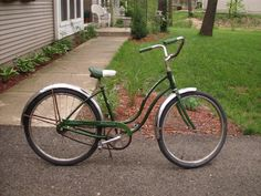 Bikes Schwinn Girls Retro Vintage Schwinn Green Girls