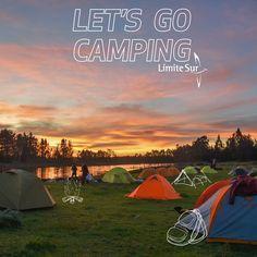 Arriendo de todo el equipo necesario para irte de camping aquí: https://www.limitesur.cl/arriendo-de-equipos-limite-sur #Camping #Chile #Outdoor #ArriendoEquipos