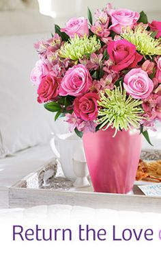Send Flowers They'll Love | ProFlowers, Online Flower Delivery