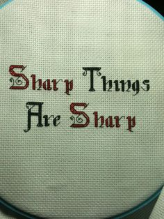 sharp things by pushkie, via Flickr