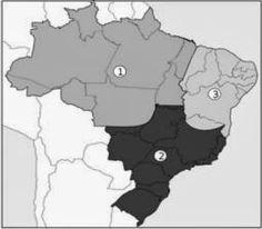 Blog de Geografia: Exercícios resolvidos de Geografia sobre Regiões Geoeconômicas