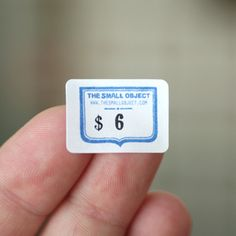 brillant.  i use the date stamps for my prices now, but this is stepping it up. love it!