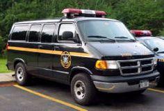 ◆New York State Police Dodge Van◆