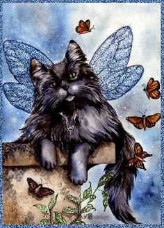 butterfly fantasy gifs Centerblog.net  | Glitter gifs » Fantasy Glitter gifs