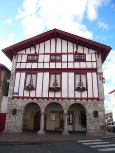 Urrugne Basque country, Aquitaine FRANCE pais vasco, francia