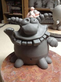 1000+ images about clay monster on Pinterest | Clay monsters ...