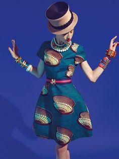 Intervista a Stella Jean, la giovane stilista di origini italo-haitiane che ha dato vita alla WAX PHILOSOPHY.