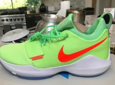 fcc7284f9df ... ireland paul george unveils a very bright and colorful version of the  nike pg 1 adidas