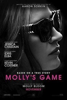 Watch Molly's Game (2017) Movie Online Free Putlocker
