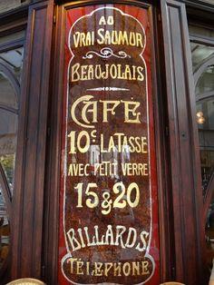 Le Bistrot du Peintre, 116 Avenue Ledru Rollin,  75011 Paris. Est. 1902. Bastille, Love French, Oise, Provence France, French Decor, French Antiques, Coffee Shop, Art Nouveau, Salons