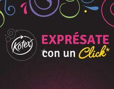 Kotex: Exprésate con un click | Facebook App